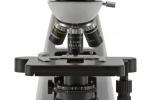 Mikroskop Optika B-292PLi widok od frontu