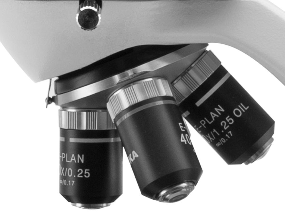 Mikroskop Optika Obiektywy