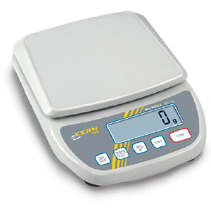 Podstawowe wagi laboratoryjne z dużą powierzchnią ważenia