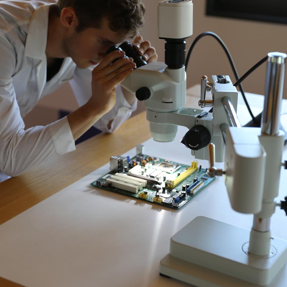 Statyw wysięgnikowy do mikroskopu stereoskopowego Optika