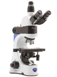 Mikroskop metalograficzny w układzie prostym Optika B-380MET