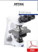 Mikroskopy laboratoryjne Optika B-510