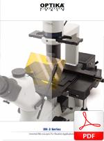 Mikroskopy metalograficzne Odwrócone