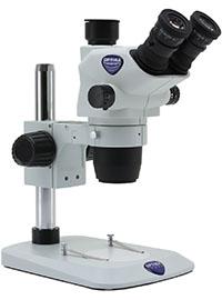 Mikroskopy stereoskopowe Optika SZO